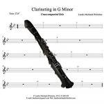 clarineting in G Minor - Landis Maitland-Whitelaw