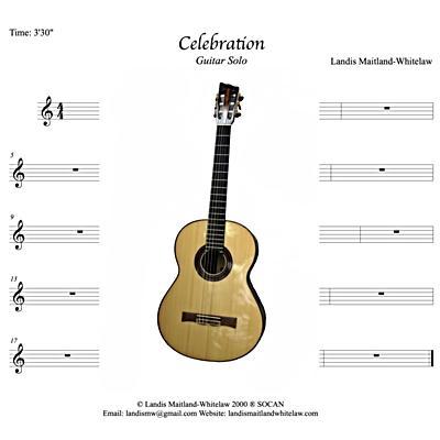 Landis Maitland-Whitelaw-Celebration