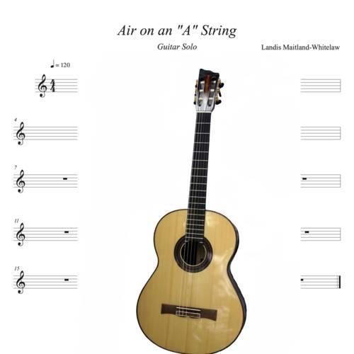 """Air on an """"A"""" String"""
