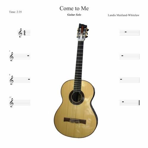Landis Maitland-Whitelaw-Come to Me