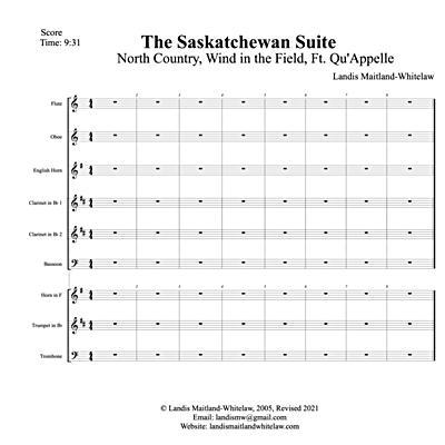 Landis Maitland-Whitelaw-The Saskatchewan Suite