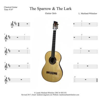 The Sparrow & the Lark