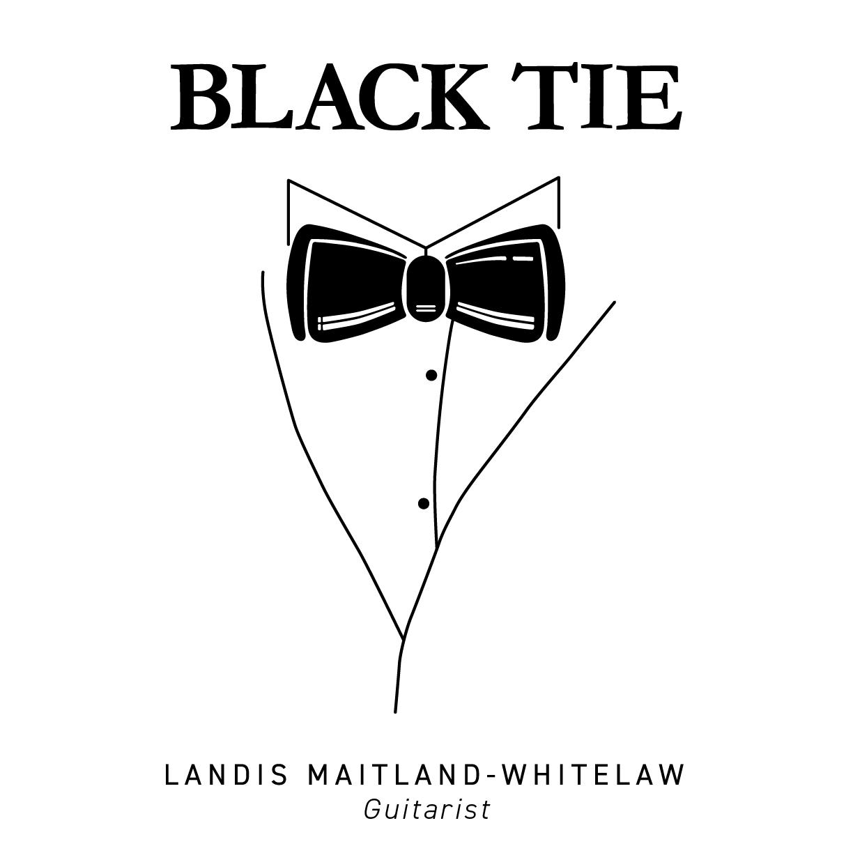 Landis Maitland-Whitelaw-Black Tie